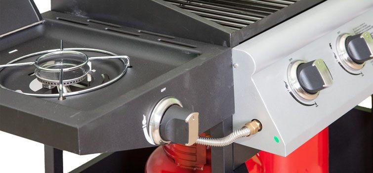 Vorteile und Nachteile eines Gasgrills